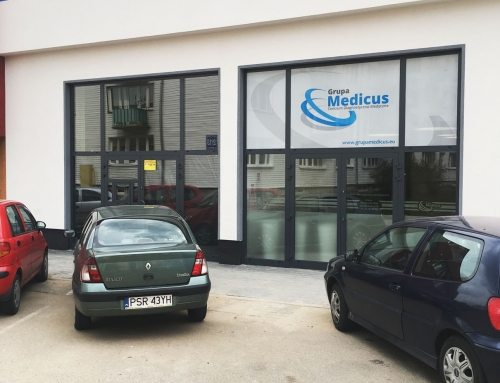 Nowa realizacja: Centrum Diagnostyczno-medyczne w Mławie